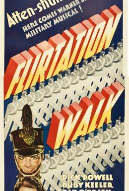 Постер фильма Дорожка флирта (1934)