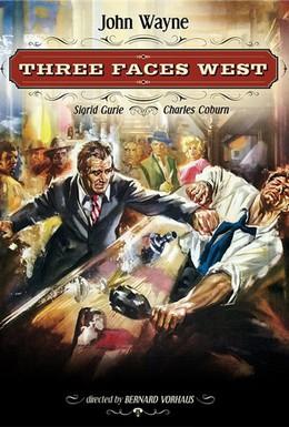 Постер фильма Обращение на запад (1940)