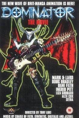 Постер фильма Доминатор (2003)