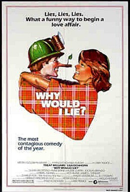 Постер фильма Зачем мне лгать? (1980)