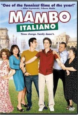 Постер фильма Мамбо Итальяно (2003)