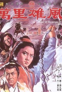 Постер фильма Всадник мести (1971)