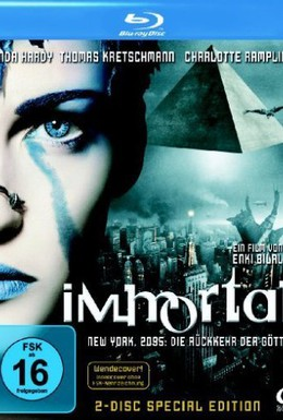 Постер фильма Бессмертные (2006)