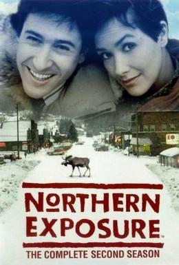Постер фильма Северная сторона (1990)