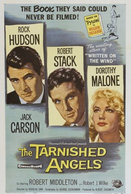 Постер фильма Запятнанные ангелы (1957)