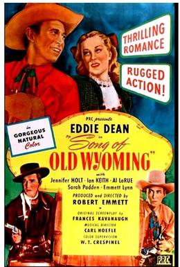 Постер фильма Песня Старого Вайоминга (1945)