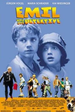 Постер фильма Эмиль и детективы (2001)