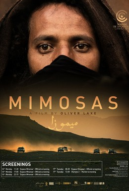 Постер фильма Мимозы (2016)