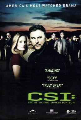 Постер фильма C.S.I. Место преступления (2010)