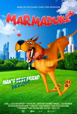 Постер фильма Мармадюк (2021)