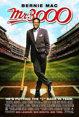 Постер фильма Мистер 3000 (2004)
