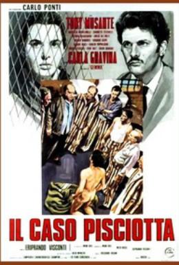 Постер фильма Дело Пишотты (1972)