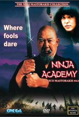 Постер фильма Академия ниндзя (1989)
