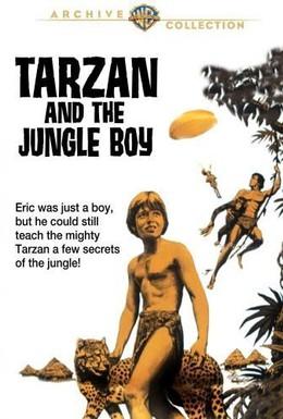 Постер фильма Тарзан и мальчик из джунглей (1968)