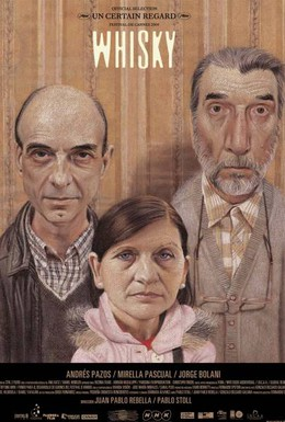Постер фильма Виски (2004)