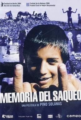 Постер фильма Социальный геноцид (2004)