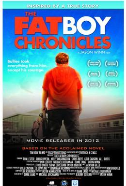 Постер фильма Хроники жирного мальчика (2010)
