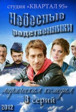 Постер фильма Небесные родственники (2011)