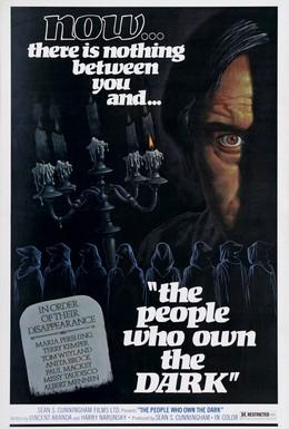Постер фильма Хозяева тьмы (1976)