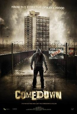 Постер фильма Падение (2012)