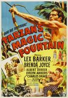 Волшебный фонтан Тарзана (1949)