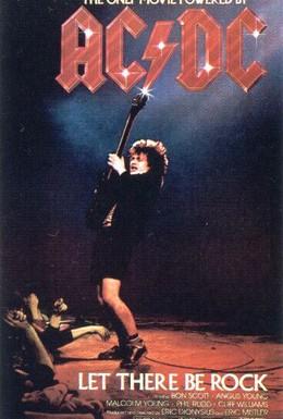 Постер фильма AC/DC: Да будет рок (1980)