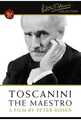 Постер фильма Тосканини: Маэстро (1985)