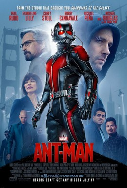 Постер фильма Человек-муравей (2015)