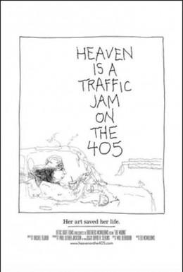 Постер фильма Рай — это пробка на 405-м шоссе (2016)