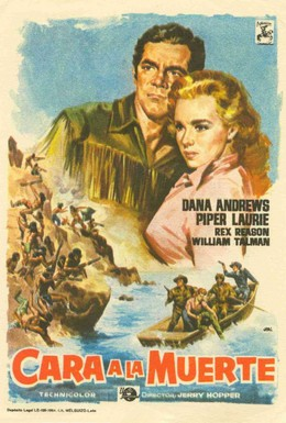 Постер фильма Дымовой сигнал (1955)