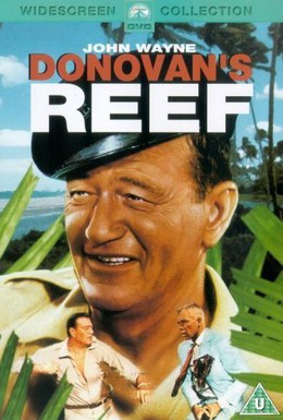 Постер фильма Риф Донована (1963)