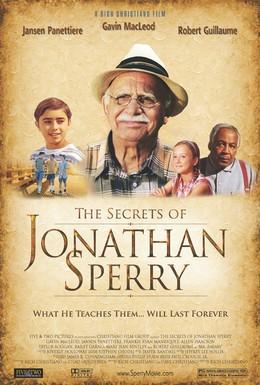 Постер фильма Секреты Джонатана Сперри (2008)
