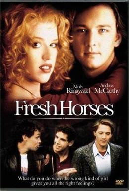 Постер фильма Свежие лошади (1988)