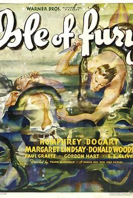 Постер фильма Остров ярости (1936)