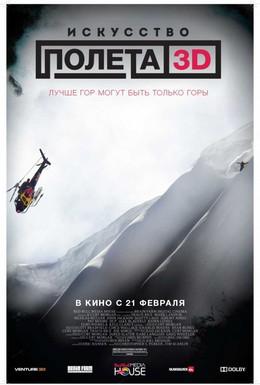 Постер фильма Искусство полета 3D (2011)