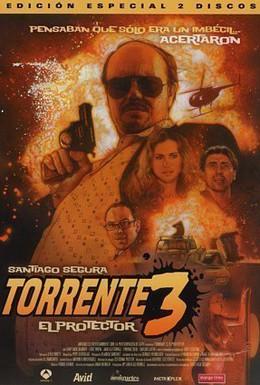 Постер фильма Торренте 3: Защитник (2005)
