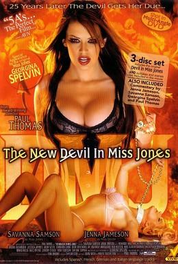 Постер фильма Дьявол внутри Мисс Джонс (2005)