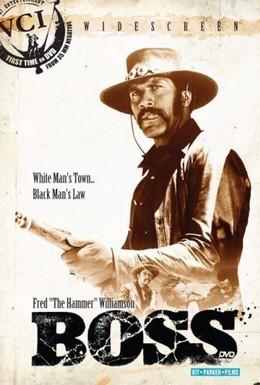 Постер фильма Босс ниггер (1975)