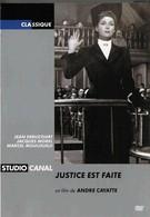 Правосудие свершилось (1950)