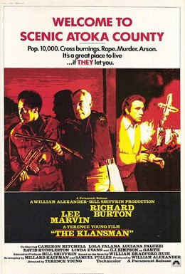 Постер фильма Человек клана (1974)