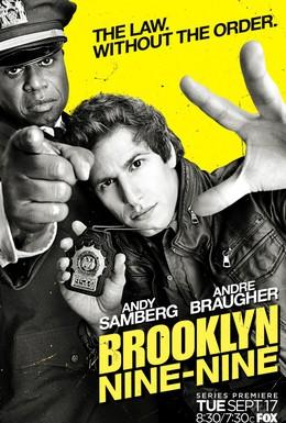 Постер фильма Бруклин 9-9 (2013)