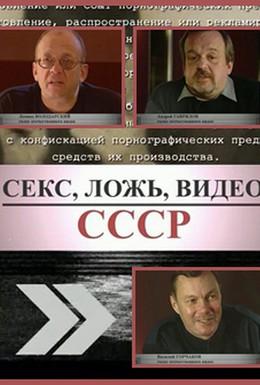 Постер фильма Секс, Ложь, Видео: СССР (2005)