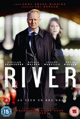 Постер фильма Ривер (2015)