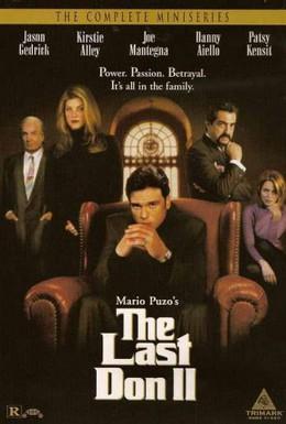 Постер фильма Последний дон 2 (1998)