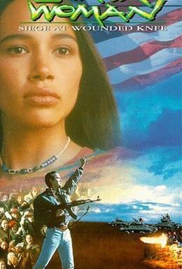 Постер фильма Женщина племени лакота (1994)