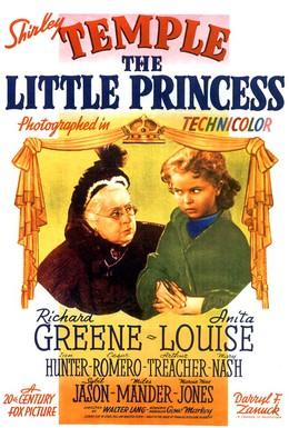 Постер фильма Маленькая принцесса (1939)