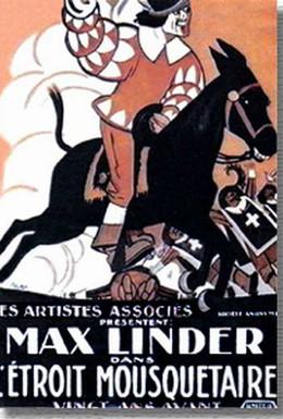 Постер фильма Три мушкетера (1922)