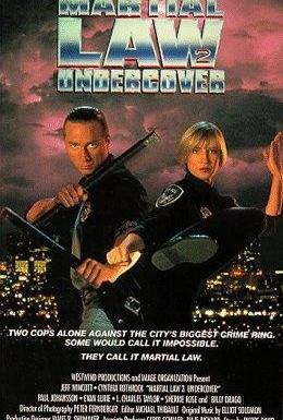 Постер фильма Комендантский час 2 (1991)