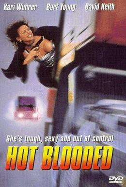 Постер фильма Безжалостная попутчица (1997)