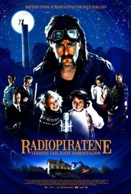 Постер фильма Радиопираты (2007)